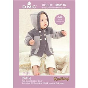 DMC Hollie - Knitting Pattern - Duffle