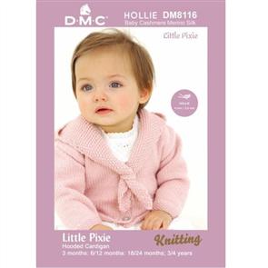 DMC Hollie - Knitting Pattern - Little Pixie