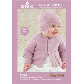 DMC Hollie - Knitting Pattern - Nora