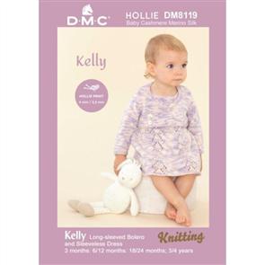 DMC Hollie - Knitting Pattern - Kelly