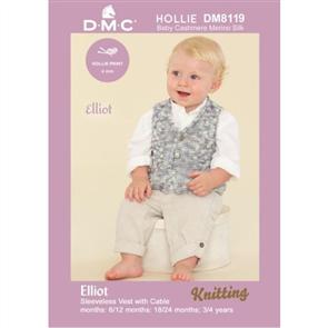 DMC Hollie - Knitting Pattern - Elliot