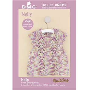 DMC  Hollie - Knitting Pattern - Nelly