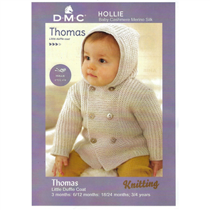 DMC Hollie - Knitting Pattern - Thomas