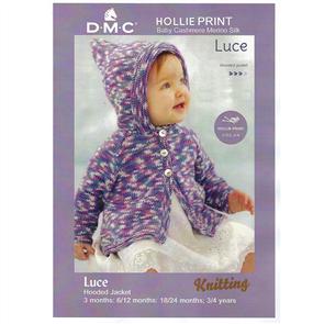 DMC Hollie - Knitting Pattern - Luce