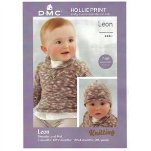 DMC Hollie - Knitting Pattern - Leon
