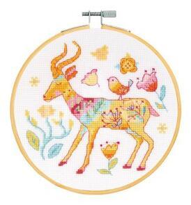 DMC Cross Stitch Kit - The Antilope