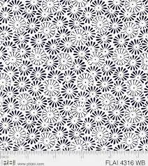 P & B Textiles Flair by Pela Studio - Navy and White