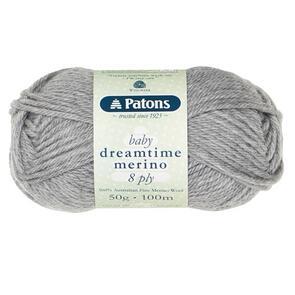 Patons  Dreamtime Merino 8 Ply