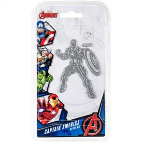 Marvel Avengers - Captain America - Die Set
