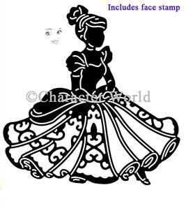 Disney  Die - Poised Cinderella