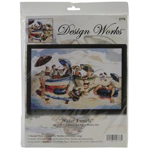Design Works  Cross Stitch Kit: Water Lunch