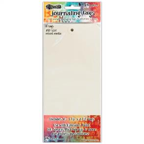 Ranger Ink  Dyan Reaveley's Dylusions Journal Tags 10/Pkg