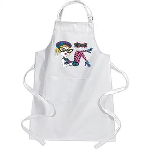 Ranger Ink Dylusions Canvas Apron