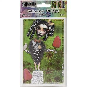 Ranger Ink  Dyan Reaveley's Dylusions - Adhesive Canvas - Set #3