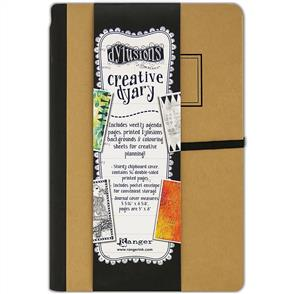 Ranger Ink  Dyan Reaveley's Dylusions Creative Dyary - Second Edition