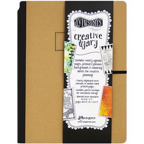 Ranger Ink Dyan Reaveley's Dylusions Creative Dyary -Large