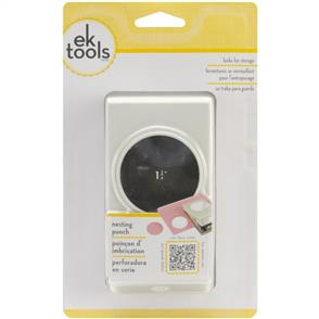 EK Tools Large Punch - Circle 1.75""
