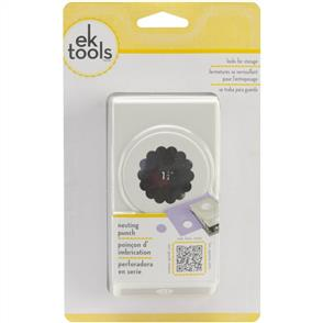 EK Tools Punch - Scallop Circle, 1.25""