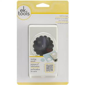"EK Tools Punch - Scallop Circle, 1.75"""