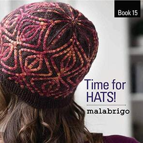 Malabrigo  Book 15 - Time for HATS!