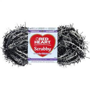 Red heart Scrubby Dishcloth Yarn