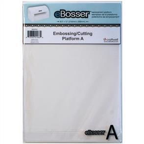 """Craftwell eBosser Embossing/Cutting Platform A 8.5""""X12"""""""