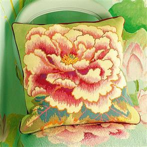 Ehrman Tapestry Kit - Floating Peony