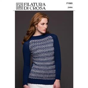 Filatura Di Crosa Pattern F1065 Marina Pullover