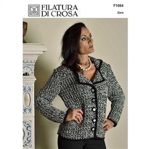 Filatura Di Crosa Pattern F1084 Marl Jacket