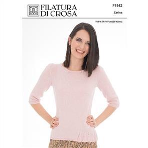 Filatura Di Crosa Pattern F1142 Sweater