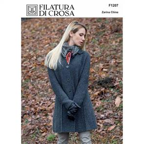 Filatura Di Crosa Pattern F1207 Coat