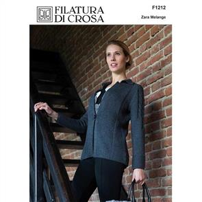 Filatura Di Crosa Pattern F1212 Jacket