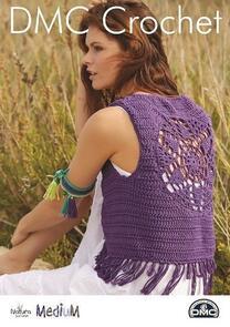 DMC  Waistcoat Crochet Pattern