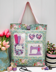 The Rivendale Collection  by Sally Giblin - Fabric in my Pocket
