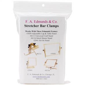 Frank A. Edmunds  Stretcher Bar Clamps