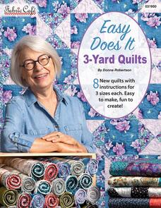 Fabric Cafe Easy Does It 3-Yard Quilts