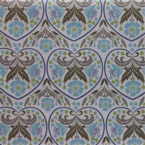 MISC  Fabric Freedom - Floral Hearts - 7