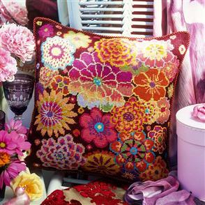 Ehrman Tapestry Kit - Fire Flowers