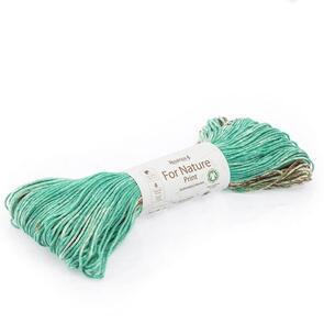 Rosarios 4 For Nature Print : 100% Organic Cotton DK Yarn