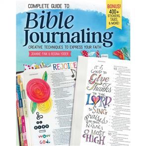 Design Originals Complete Guide To Bible Journaling