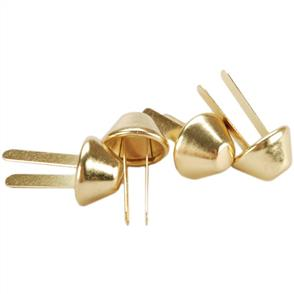 Sunbelt  Purse Feet 14mm 4/Pkg Gold