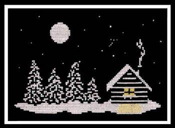 Funk & Weber Designs  Let There Be Night - Silent Night