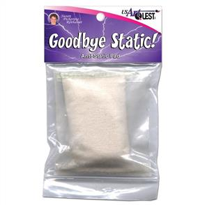 "US Artquest  Goodbye Static! Anti-Static Pad 2.75""X2"""