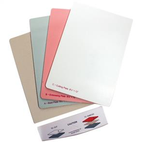 "Spellbinders Grand Calibur Replacement Plates 8.5""X12"""