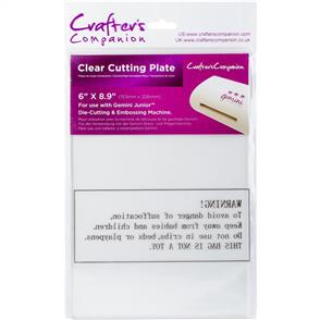 "Crafters Companion Gemini Junior Cutting Plate 6""X9"""