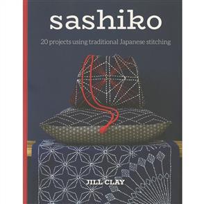 MISC Sashiko - 20 Projects using traditional Japanese stitching