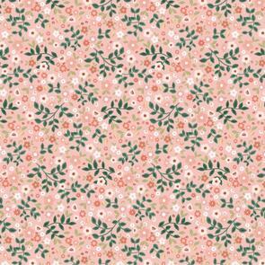 Poppie Cotton  Goose Creek Gardens, Garden Mix Pink 113