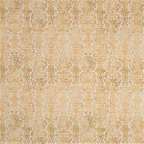 Quilting Treasures Santoro Gorjuss Fabric: My Story Brocade - Tan