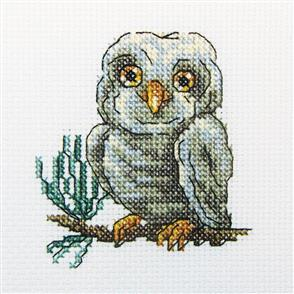 RTO  Cross Stitch Kit: Owlet