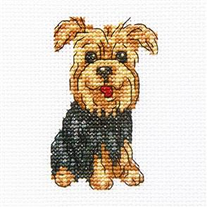 RTO  Cross Stitch Kit: Cheerful Archie